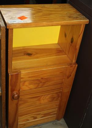 Pine book case S033342K #Rosettenvillepawnshop