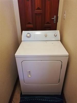 Whirlpool electric dryer