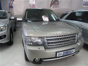 2010 Land Rover Range Rover SDV8 Vogue SE