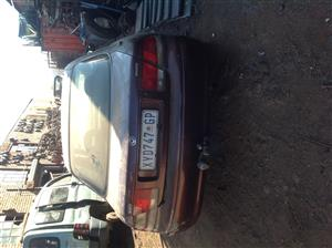 Stripping Mazda 626 FS 1994 for Spares