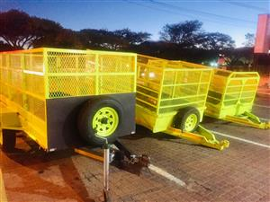 Trailer Rentals and Moving @ 0730207933