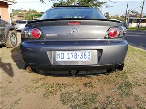 2006 Mazda RX-8 6 speed