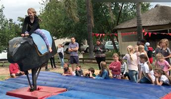 Mechanical Bull Hire