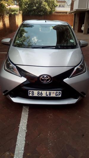 2016 Toyota Aygo 1.0