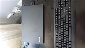 Used, New ACER Laptop i7-8550U 8th  Generation for sale, or to swap. for sale  Kempton Park