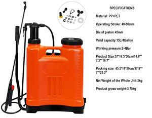 16 Litre Knapsack sprayer