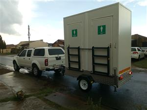 Mobile VIP  Rest Rooms(Toilets)