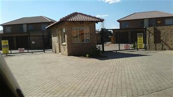3 Bedroom Duplex to rent in Aloe, Annlin