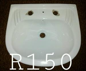 White bathroom basin for sale