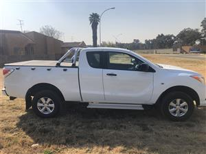 2012 Mazda BT-50 2.2 110kW FreeStyle Cab SLX