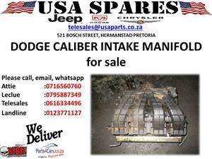 DODGE CALIBER 2.0 INTAKE MANIFOLD