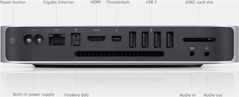 Apple Mini mac i7 2.3 16gb Ram 1TB HDMojave