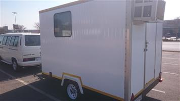 Occupational Health and Safety medical mobile unit for sale
