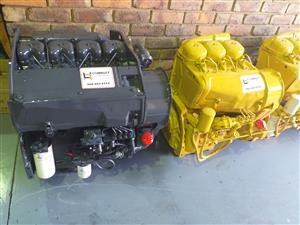 Deutz BF4L914 runner engine
