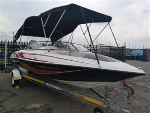 Sundowner 190, 135Hp Mercury Verado