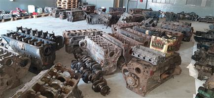 Truck and Machine engine blocks for sale!