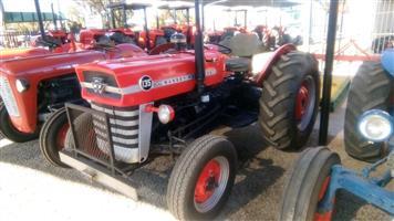 Massey Ferguson (MF) 135 35kW  2x4 Pre-Owned Tractor