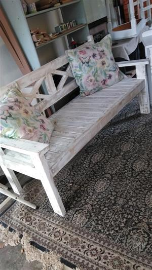 Garden bench for sale
