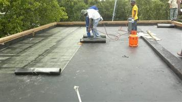 Waterproofing Specialists.(Thermoflex Torch-On Systems)