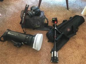 Camera or Video Starter Kit