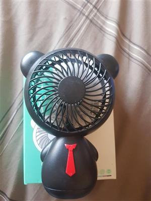 Mini desk fan for sale