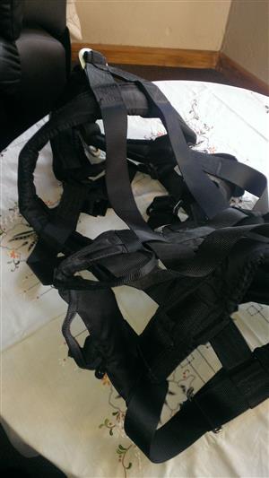 Tactical Harness - Black
