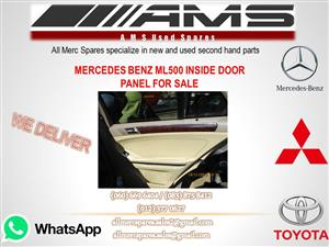 MERCEDES BENZ ML 500 INSIDE DOOR PANEL FOR SALE