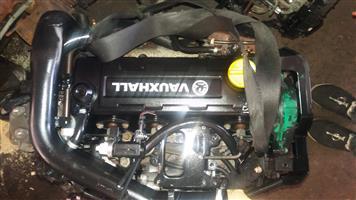 Opel Corsa 1.7 Engine