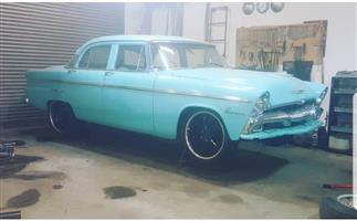 1955 Plymouth Belverdere for sale
