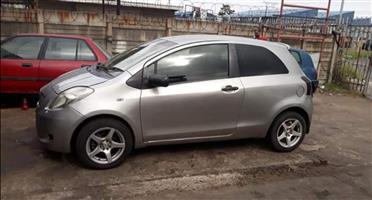 2009 Toyota Yaris 1.0 3 door T1 (aircon+CD)
