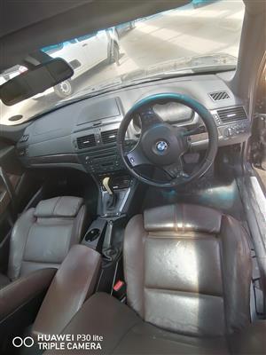 2007 BMW X3 xDRIVE 30i M SPORT (G01)