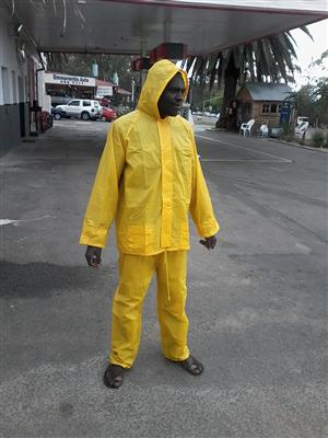 Rainsuits FOR SALE from R150.00