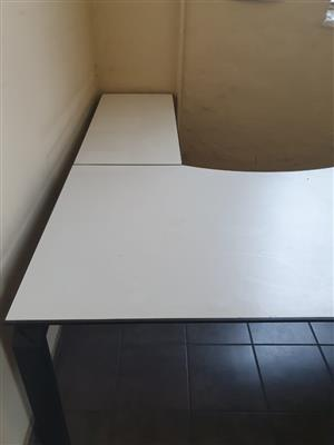 L Shape Table