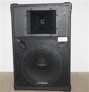 Omega speaker 12 500w in box S037256A #Rosettenvillepawnshop