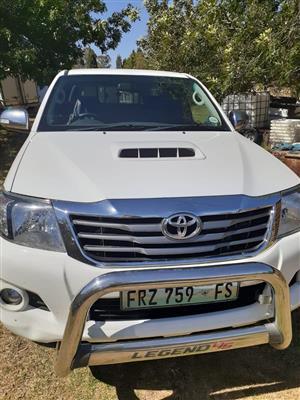 Toyota Hilux 2.7 Raider Legend 45