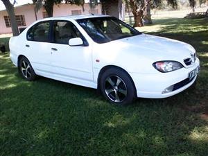 2001 Nissan Primera