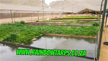 Aquaponic Growbed Liners/ Akwaponiese Groeibeddingvoerings