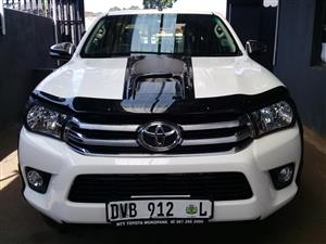 2017 Toyota Hilux 2.8GD 6 Xtra cab Raider