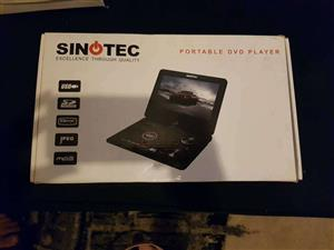 Portable DVD Player with swivel LCD screen offered to swop for a complete PC with monitor