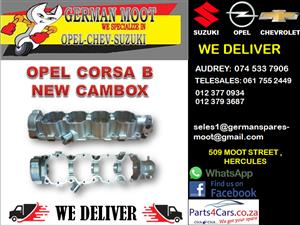 OPEL CORSA B NEW CAMBOX FOR SALE