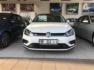 2018 VW Golf 1.4TSI Comfortline R Line