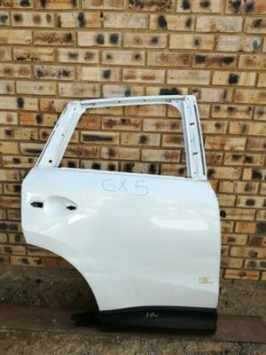 Mazda Cx5 Right Rear door  Contact for Price