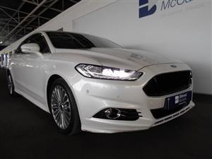 2016 Ford Fusion 2.0TDCi Titanium