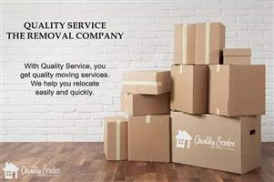 Quality Service The Relocation Company
