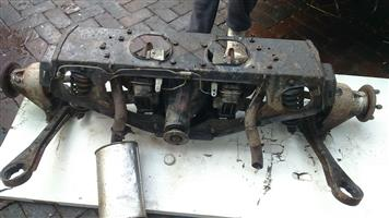1968 Jaguar stype 420 Rare Rear and front suspension 12k negotiable