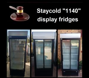 Super cool display fridges