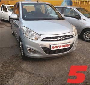 2011 Hyundai i10 1.1 GLS