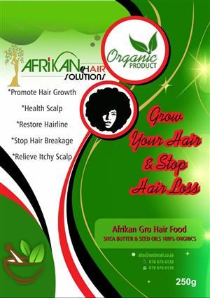 AFRIKAN GRO HAIR FOOD