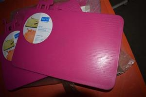 Pink koziol placemats for sale
