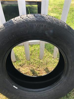 CONTINENTAL TYRES FOR SALE